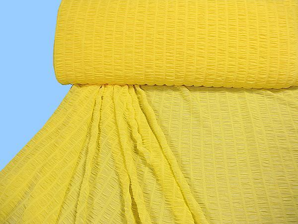 Tüll uni - gelb (Reststück 3,4 m)