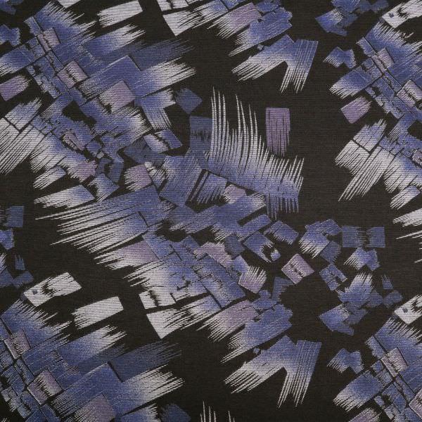 Power-Stretch Jersey Retro - schwarz/dunkelblau/grau (2.Wahl)
