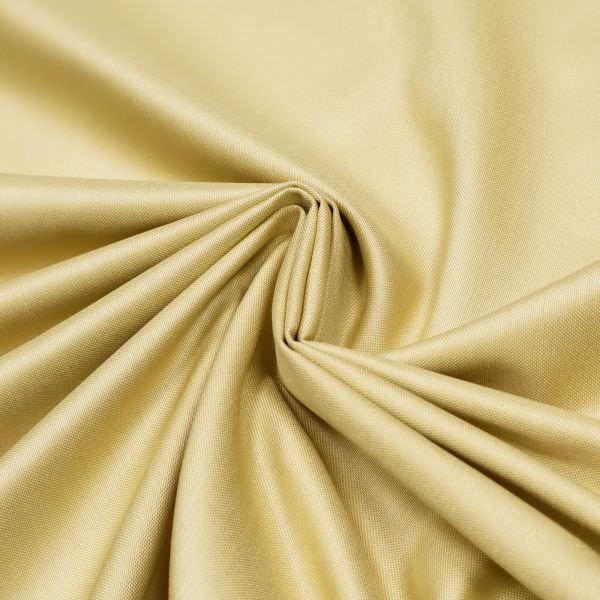 Viskose-Polyester Mix uni - beige