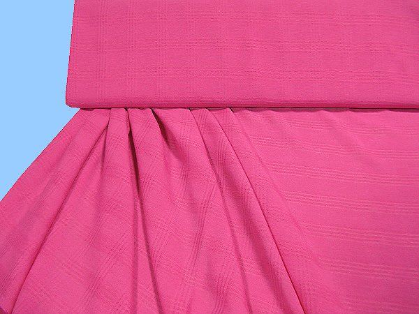 Viskosestoff (Mischung) uni - pink