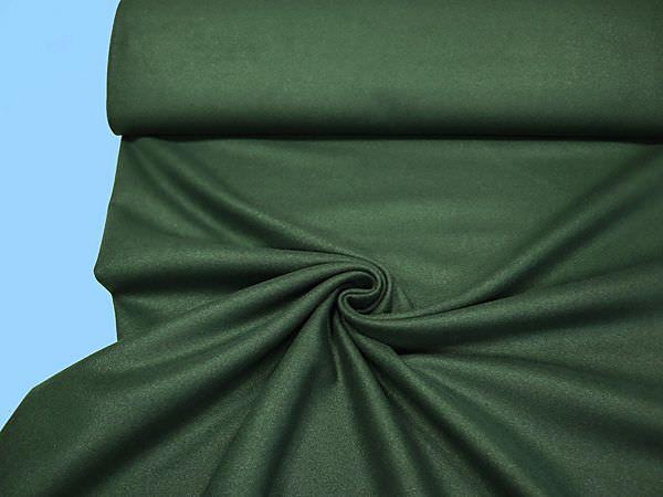 Jackenstoff - dunkelgrün