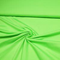 Baumwolljersey uni - neon grün