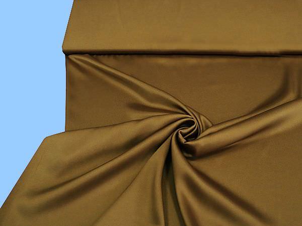 Blusen und Kleiderstoff - rehbraun