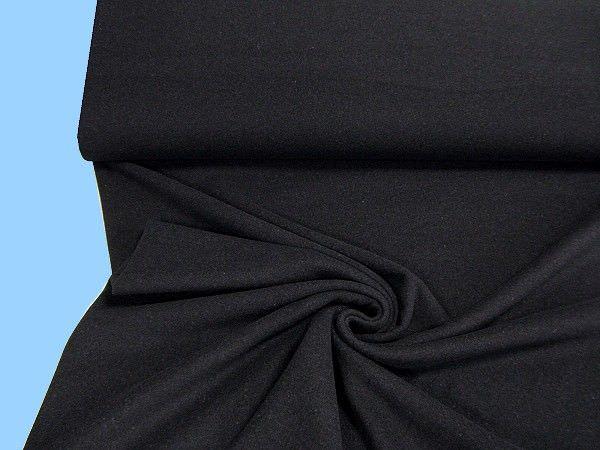 Mantelvelour schwarz