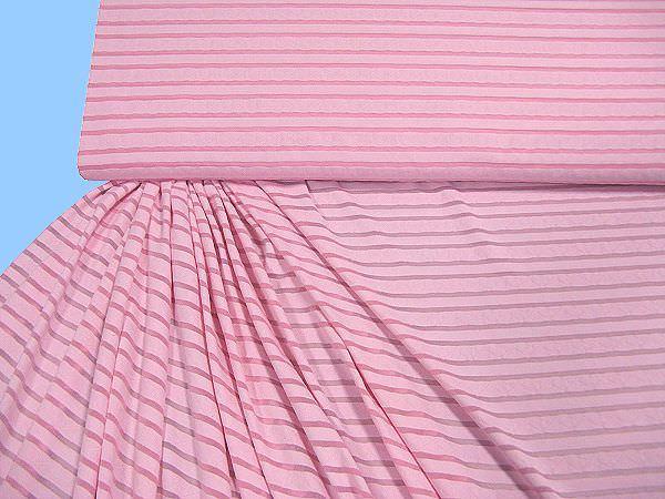 Jersey uni - rosé