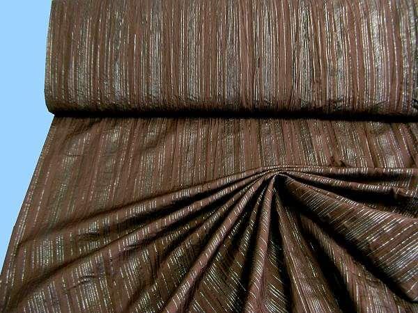 Taft - braun/silber