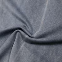Power-Stretch Jersey Batik - taubenblau