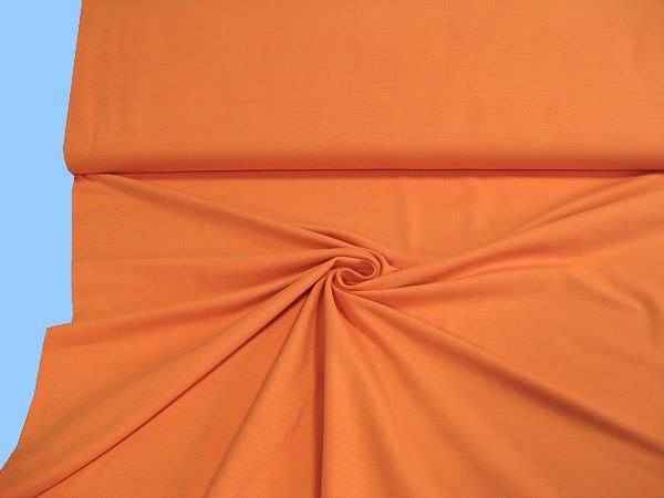 Jersey uni - orange