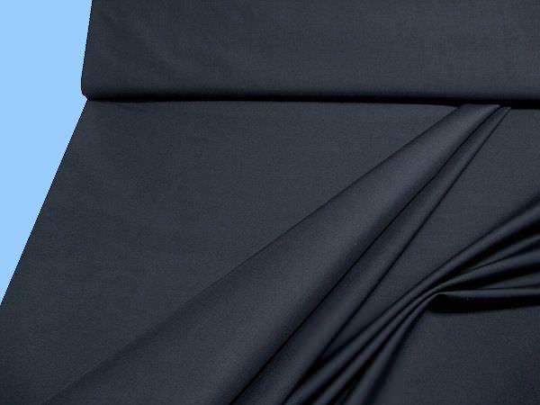 Jackenstoff - nachtblau (mit Lotuseffekt)