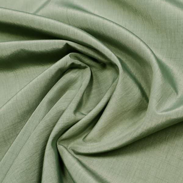 Kleiderstoff gecrasht - schilfgrün