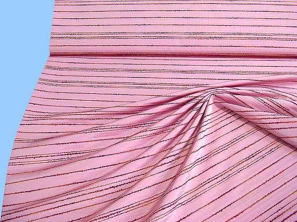 Taft - pink/weiss/bordeaux/orange/rot/gelb (Landhausstil)