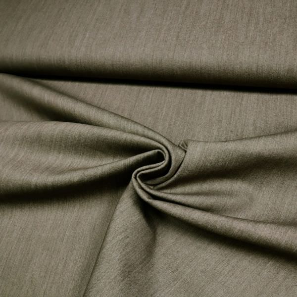 Stretch Jeansstoff - braun