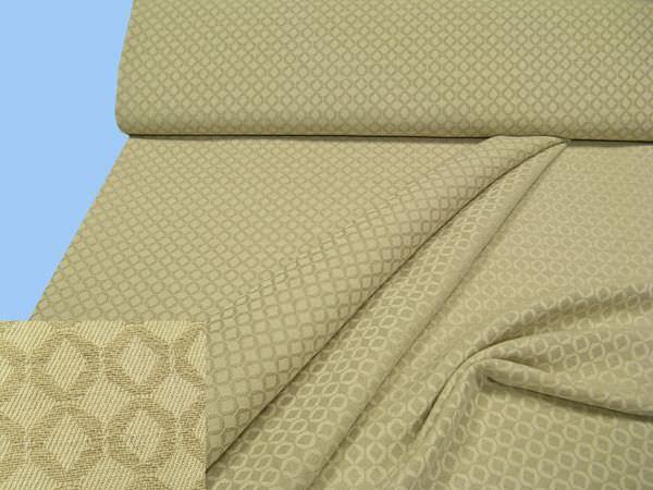 Jacquard - natur/beige (Reststück 3,5m)