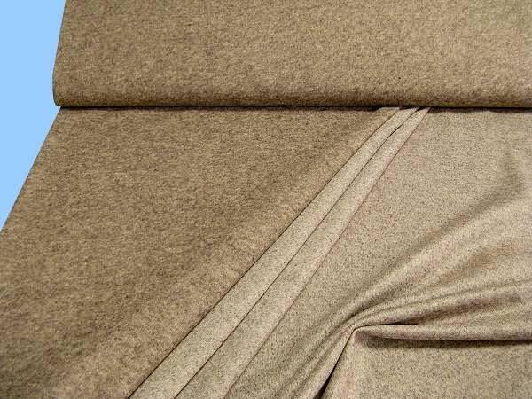 Feinstrick - beige/braun