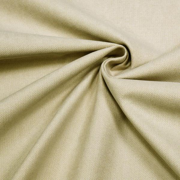 Polsterstoff / Dekostoff Feine Textur & flauschig - beige