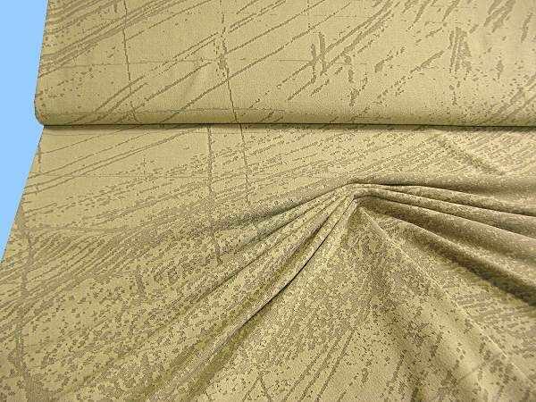 Feinstrick - beige/ grau